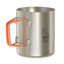 Термокружка NovayaZemlya TITANIUM DOUBLE WALL MUG 600 ML