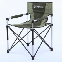 Кресло складное KingCamp ALU FOLDING DIRECTOR CHAIR 3882