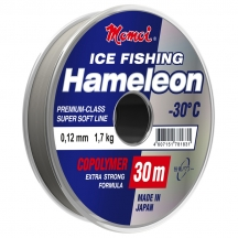 Зимняя леска MomoiFishing HAMELEON ICE FISHING