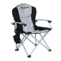 Кресло складное King Camp DELUXE STEEL ARM CHAIR 3887
