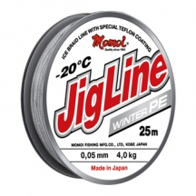 Зимний шнур JigLine WINTER