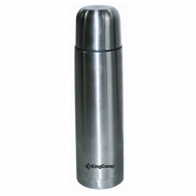 Термос KingCamp VACUM FLASK SILVER 750ML 3718