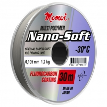 Зимняя леска MomoiFishing NANO-SOFT WINTER