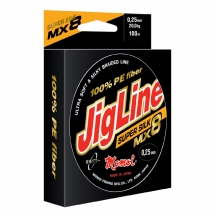 Шнур JigLine SUPER SILK MX8
