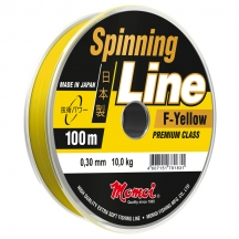 Леска MomoiFishing SPINNING LINE F-Yellow
